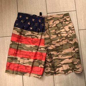Other - Patriotic camo bathing suit